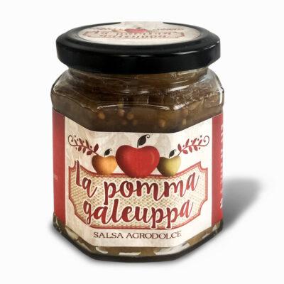 salsa agrodolce mela golden